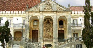 Universitatea (veche) din Coimbra
